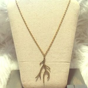 Jewelry - Antler necklace